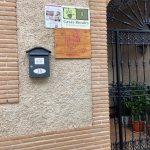 Entrada a La Cancela