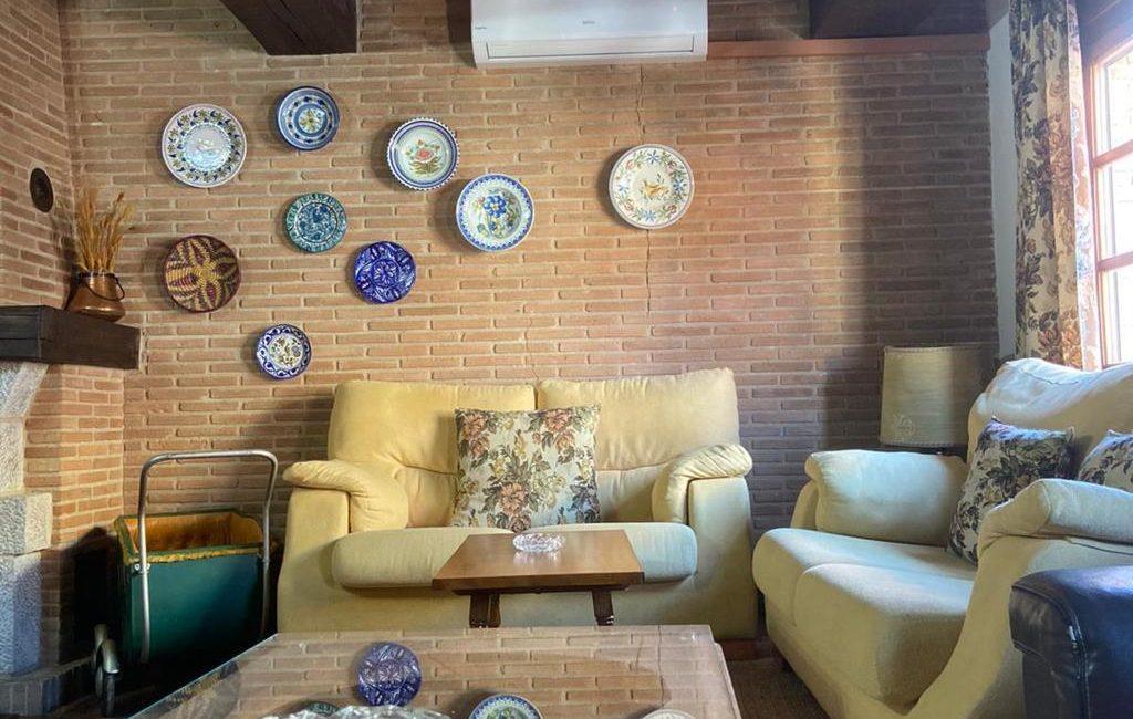 Aire acondicionado y Wifi gratis en La Cancela