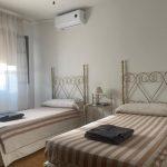 Habitación camas individuales La Cancela