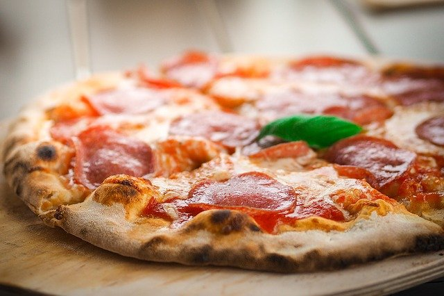 cena-casa-rural-pizza